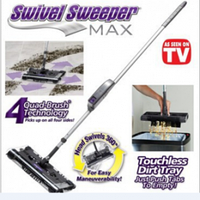 Электровеник Swivel Sweeper MAX G9 9в1 (Свивел Свипер Макс)