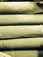 Брезент парусина огнеупорный ГОСТ 15530-93, плотность 530 гр/кв.м