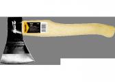 Топор, 600 г, в сборе, кованый, деревянное топорище// SPARTA