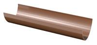 Водосточная система желоб коричневый 3м (D-120мм) тел.Whats up 87073201477