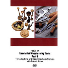 DVD Specialist Woodturning Tools часть 3