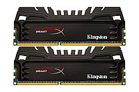 DDR3 Kingston HyperX Beast 2x8GB kit 2400MHz