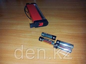 Детектор валюты переносной на батарейках с  фонариком