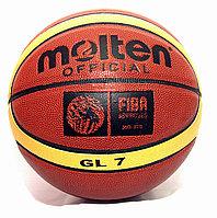 Баскетбольный мяч Molten GL7, фото 1