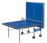 Теннисный стол Start Line Game Indoor с сеткой (игровой набор в подарок)