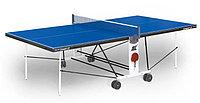 Теннисный стол Start Line Compact  LX с сеткой (игровой набор в подарок), фото 1