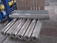 Пленка техническая вторичная 200 мкм, 1,5 м. полурукав, 50 п/м, доставка из Астаны