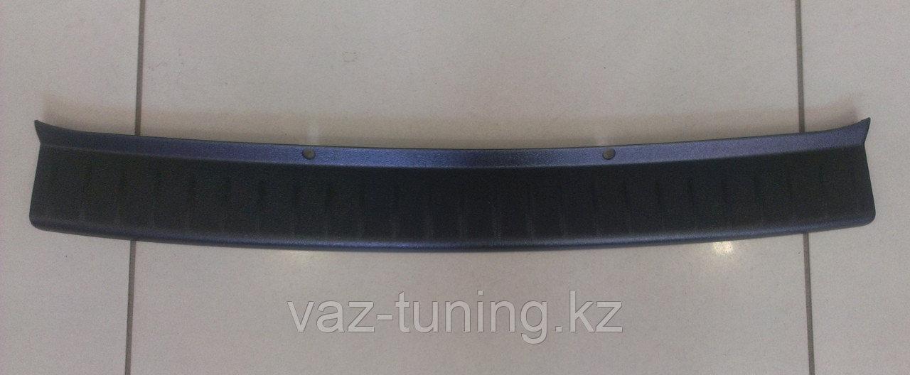 Накладка на задний бампер 2192 Лада Калина-2