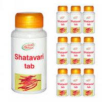 Shatavari tab shri ganga Шатавари таблетки