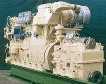 Главные и вспомогательные судовые двигателя.
