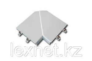 Плоский угол и ответвление для мини-канала 40х25