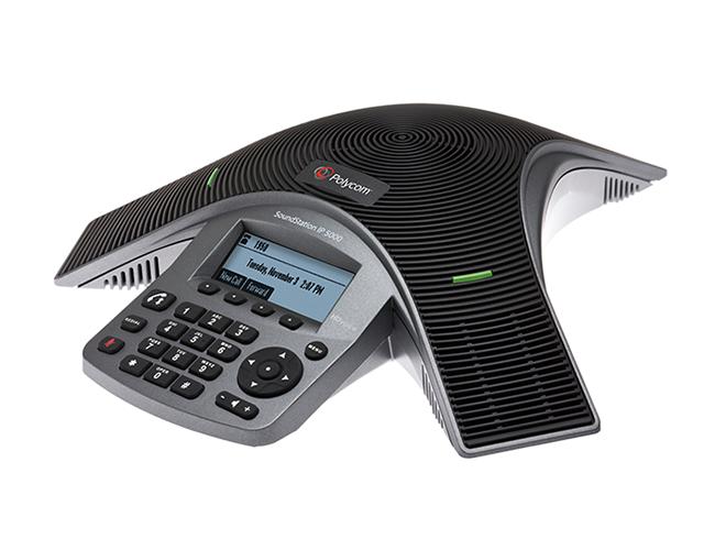 Аудиоконференция Polycom SoundStation IP5000