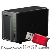 NAS-сервер Synology DS710+