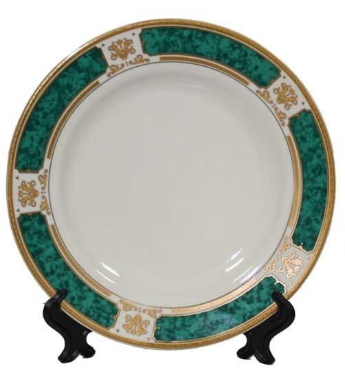 Тарелки для сублимации с орнаментом.