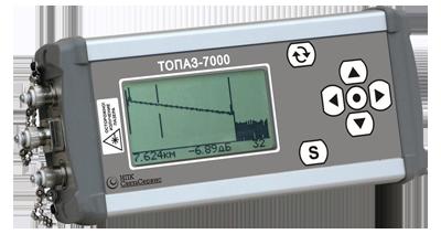 Минирефлектометр Topaz-7323-AR