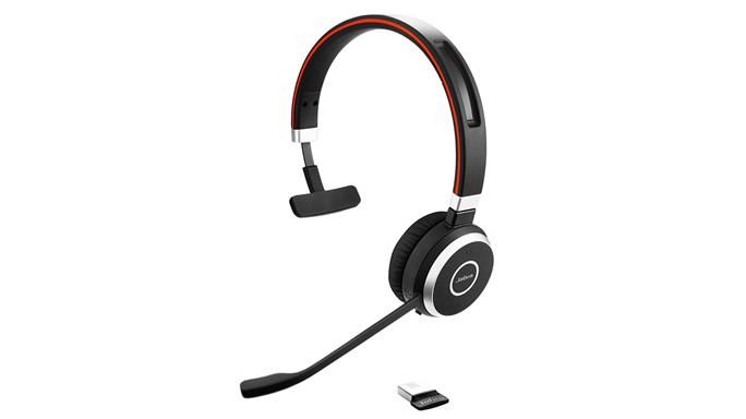 Bluetooth гарнитура Jabra Evolve 65 Mono (UC)