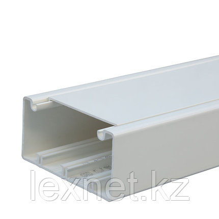 Кабель-канал 105х50, белый, фото 2
