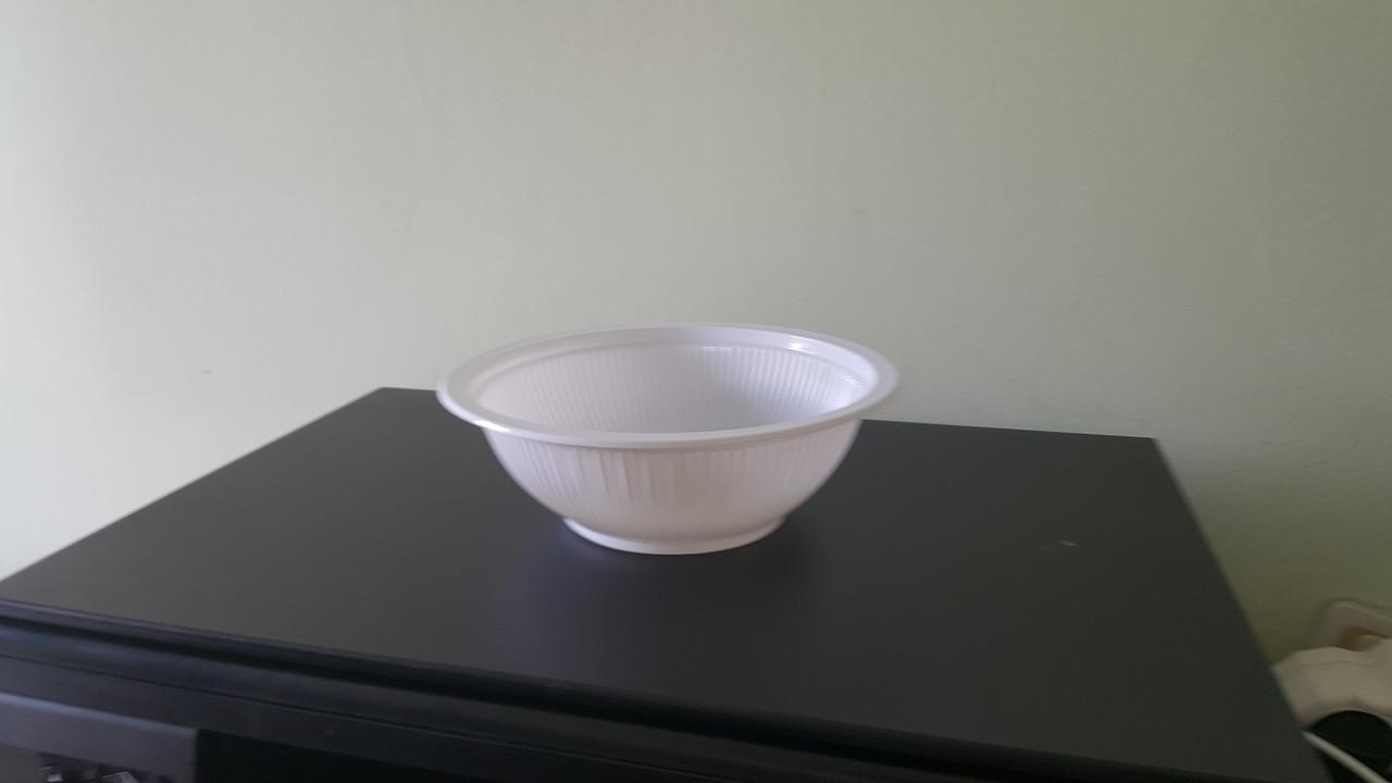 Чашка одноразовая пластиковая 500 мл