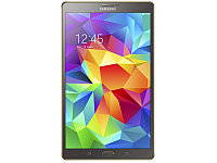 "Планшет Samsung Galaxy Tab S 8.4"" Octa-core/3GB/8GB/8Mpx/Android 4.4/titanium silver"