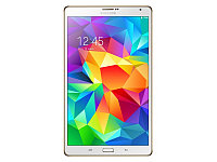 "Планшет Samsung Galaxy Tab S 8.4"" Octa-core/3GB/8GB/8Mpx/Android 4.4/white"