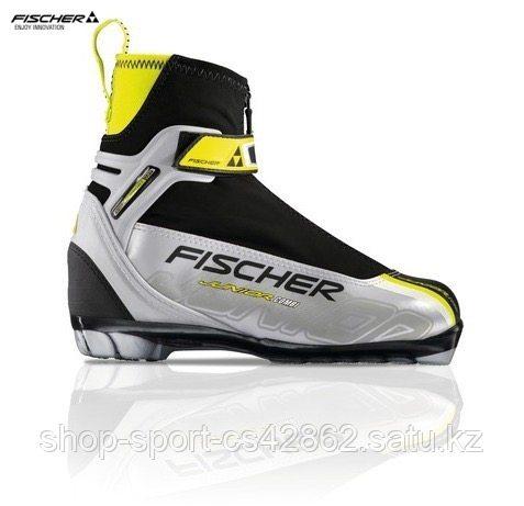 Ботинки лыжные Fisher Junior Combi