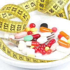 Капсулы, таблетки и порошки для похудения