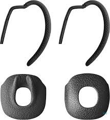 Аксессуар для Jabra Supreme UC: Комплект 2 ушных крючка и 2 накладки на динамик (14121-28)