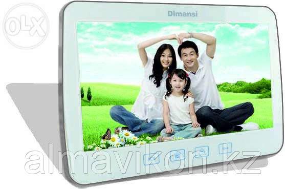 Dimansi T-1001   цветной видео домофон
