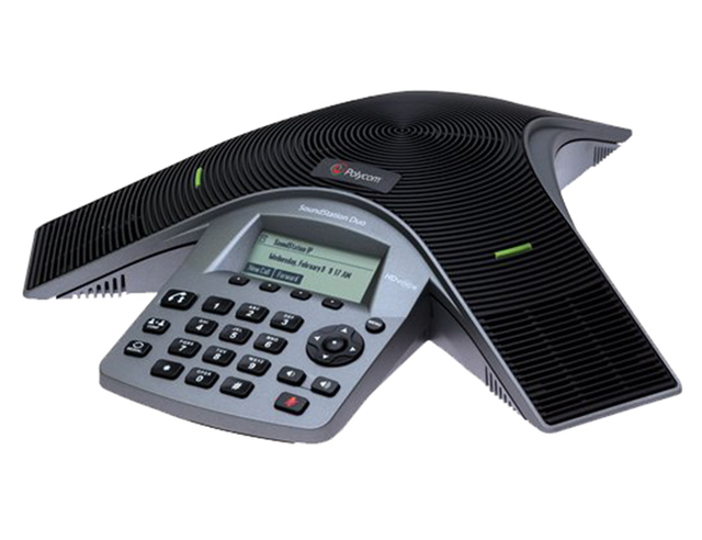 Polycom SoundStation Duo (2200-19000-114) Купить в Алматы Астане Павлодаре Казахстане