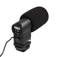 Микрофон для фотоаппарата или видеокамеры BOYA BY-V01 , фото 1
