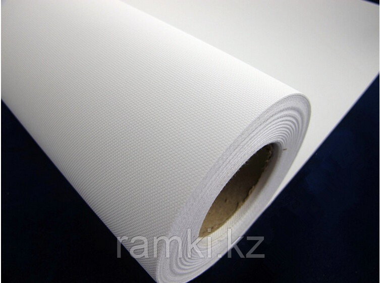 Матовый 1,27х18м (270гр/м2). Рулонный широкоформатный холст для струиной печати для широкоформатных принтеров, плоттеров