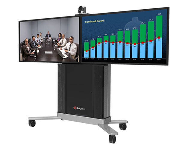 Видеоконференция Polycom RealPresence Group 500 Media Center 2RT65