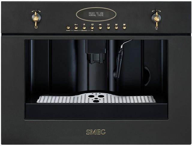 Встраиваемая автоматическая кофемашина Smeg CM845A-9