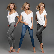 Леггинсы Slim Jeggings (Слим Джеггинс) L-XL, фото 3