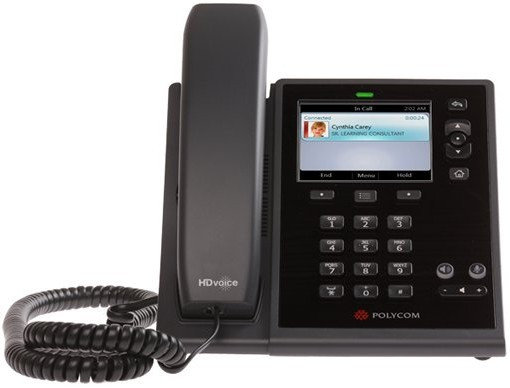 Телефон CX500 IP Phone for Microsoft Lync (2200-44300-025)