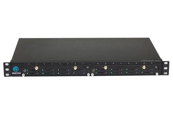 GSM VoIP шлюз Dinstar DWG2000F-16G