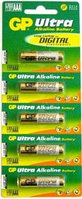 Батарейки LR03 AАA 5 шт GP Batteries Ultra alkaline
