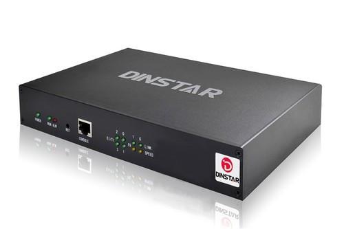 E1 шлюз Dinstar MTG600-2E1