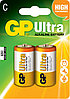 Батарейки LR14 С 2 шт GP Batteries Ultra alkaline