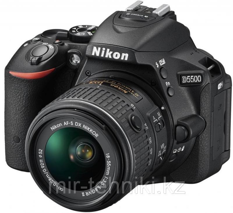 Фотоаппарат Nikon D5500 kit 18-55mm