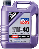 Масло моторное LIQUI MOLY DIESEL SYNTHOIL 5W40