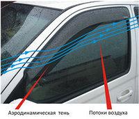 Ветровики/Дефлекторы боковых окон на  UAZ Patriot/УАЗ Патриот