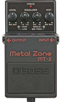 BOSS MT-2 Metal Zone, фото 2