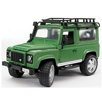 Внедорожник Land Rover Defender Bruder (Брудер) 02-590, фото 1