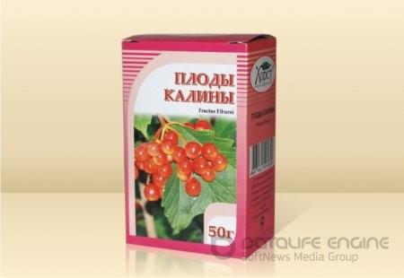 Калина, плоды, 50гр