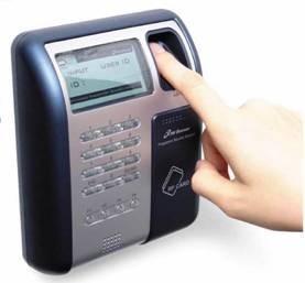Биометрические системы контроля доступа