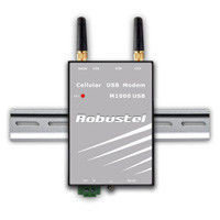 Модем Robustel M1000 XP3HA/3HB  (3G, авто 3G/GPRS-соединение, miniUSB, RS232 or RS485, RTC, Watchdog, Modbus,R