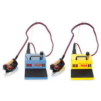 Парогенератор с утюгом MIE Stiro Pro-100 Blue(Yellow)