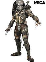 "Фигурка ""Хищник"" (NECA Jungle Hunter Predator – 25th Anniversary Action Figure)"