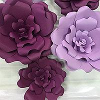 Цветы, 3D баннер, декор. , фото 1